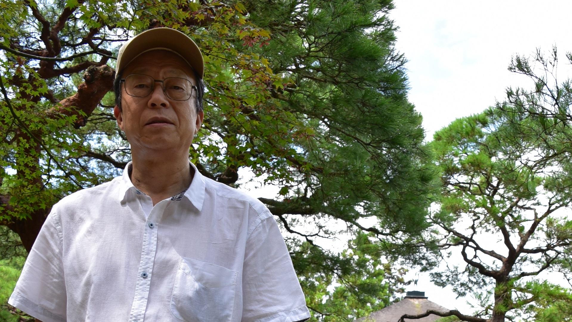 中山久仁夫さん